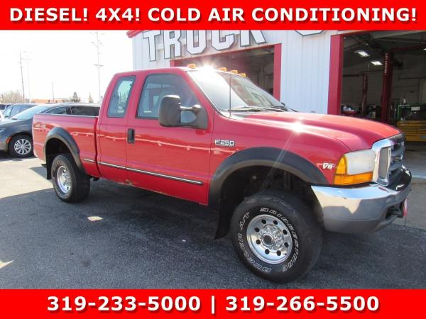 Ford F-250 1999 $6637.00 incacar.com