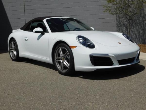 Porsche 911 2017 $104327.00 incacar.com