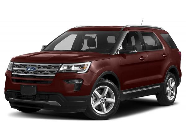 Ford Explorer 2018 $48620.00 incacar.com