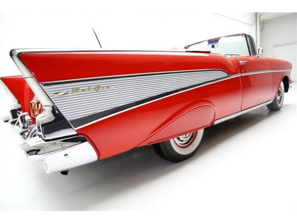 Chevrolet Bel Air/150/210 1957 $69900.00 incacar.com