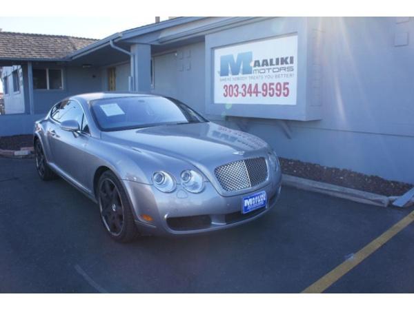 Bentley Continental 2005 $42990.00 incacar.com