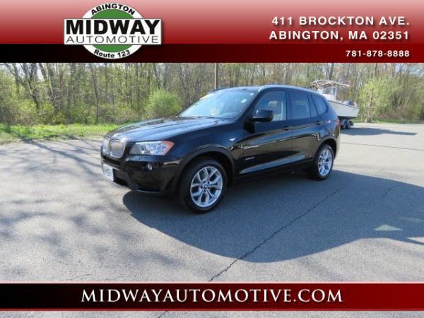 BMW X3 2011 $17989.00 incacar.com