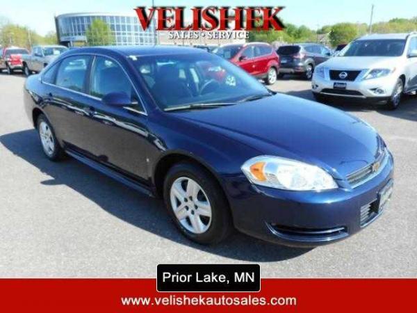 Chevrolet Impala 2009 $7995.00 incacar.com