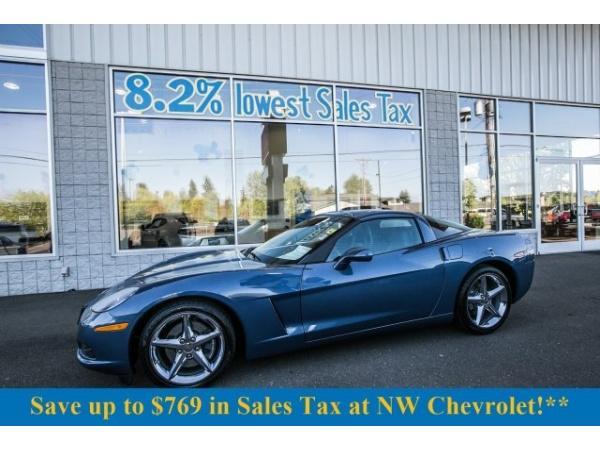 Chevrolet Corvette 2011 $34999.00 incacar.com