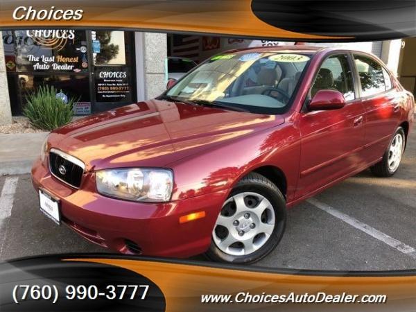 Hyundai Elantra 2003 $6199.00 incacar.com