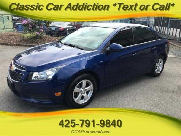 Chevrolet Cruze 2012 $7950.00 incacar.com