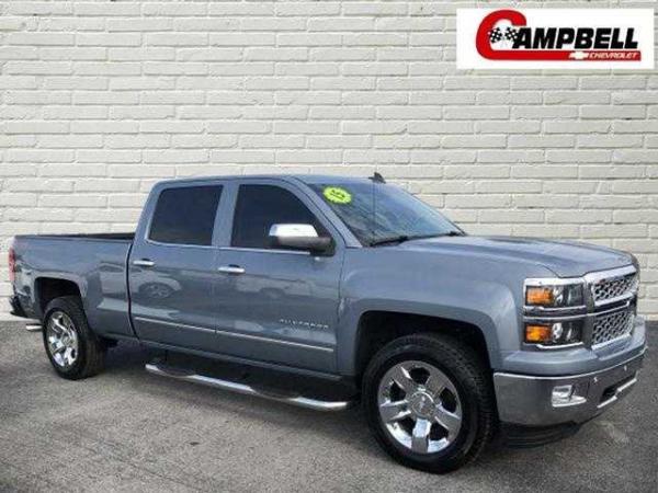 Chevrolet Silverado 1500 2015 $35800.00 incacar.com