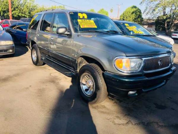 Mercury Mountaineer 1999 $2500.00 incacar.com