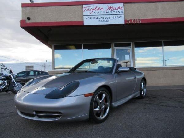 Porsche 911 2001 $21000.00 incacar.com