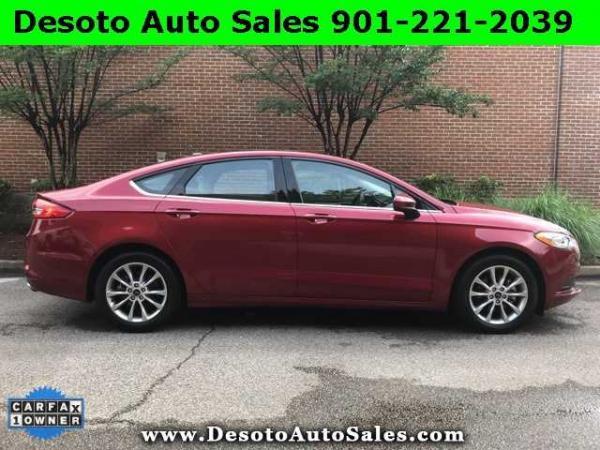 Ford Fusion 2017 $15999.00 incacar.com