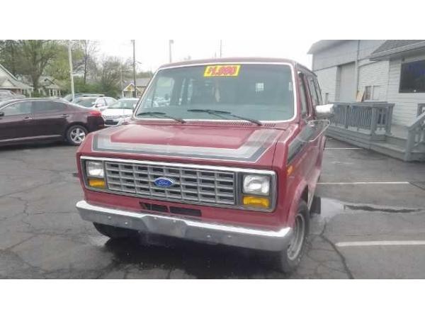 Ford E-Series Cargo 2002 $300.00 incacar.com