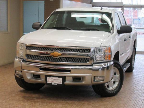 Chevrolet Silverado 1500 2012 $9999.00 incacar.com