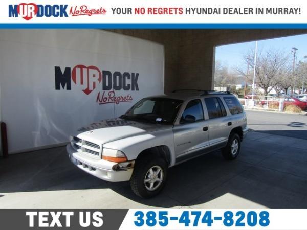 Dodge Durango 2000 $1599.00 incacar.com