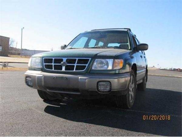 Subaru Forester 1999 $4950.00 incacar.com