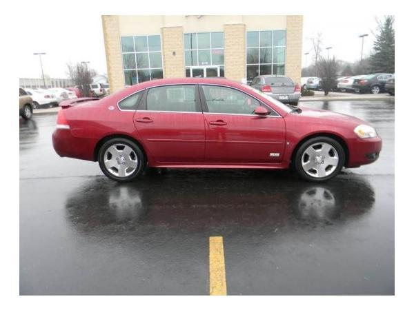 Chevrolet Impala 2009 $8495.00 incacar.com