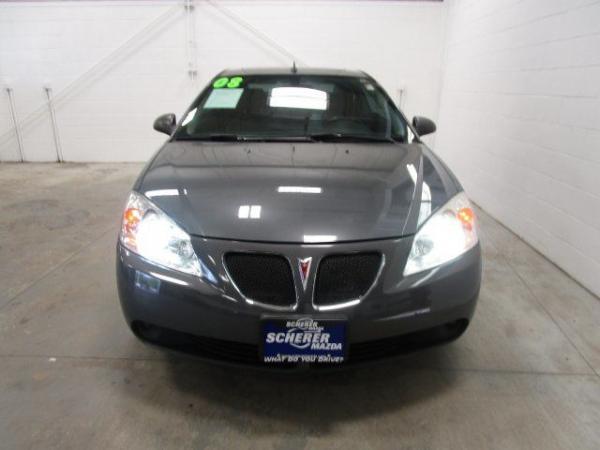 Pontiac G6 2008 $6436.00 incacar.com
