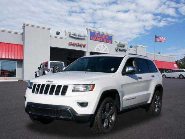 Jeep Grand Cherokee 2014 $43807.00 incacar.com