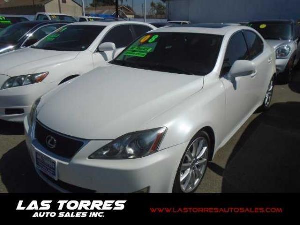 Lexus IS 250 2008 $11995.00 incacar.com