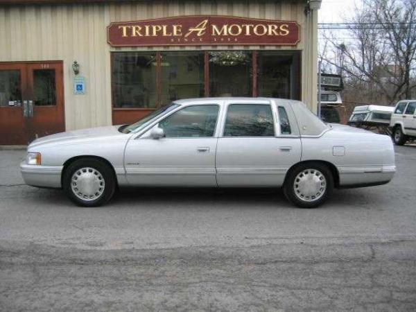 Cadillac De Ville 1999 $3995.00 incacar.com