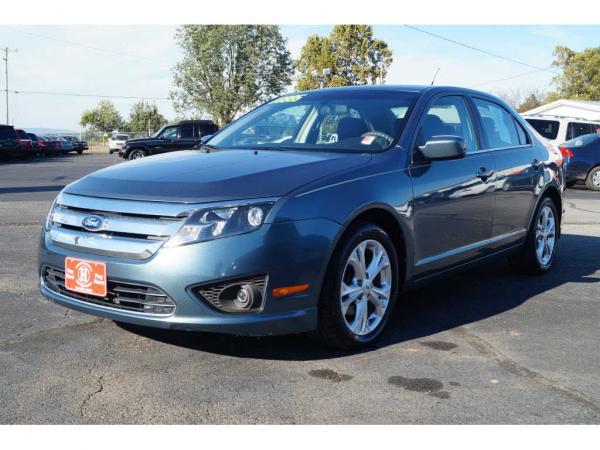 Ford Fusion 2012 $12995.00 incacar.com