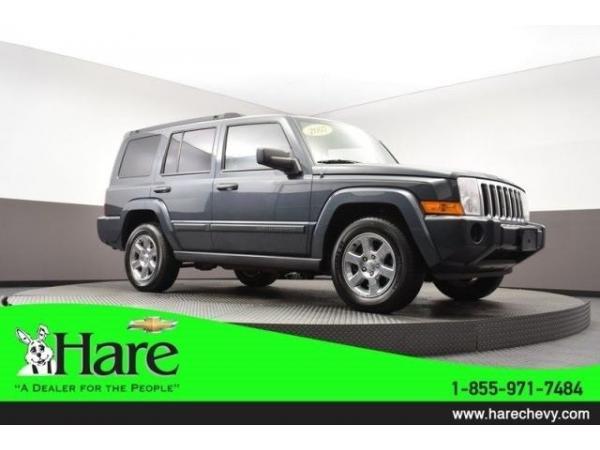 Jeep Commander 2007 $8000.00 incacar.com
