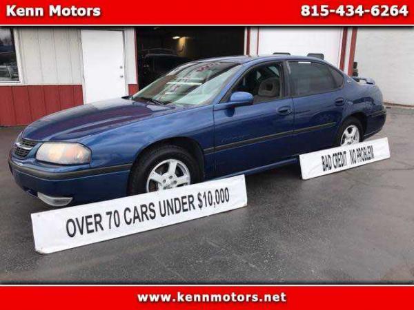 Chevrolet Impala 2003 $1499.00 incacar.com