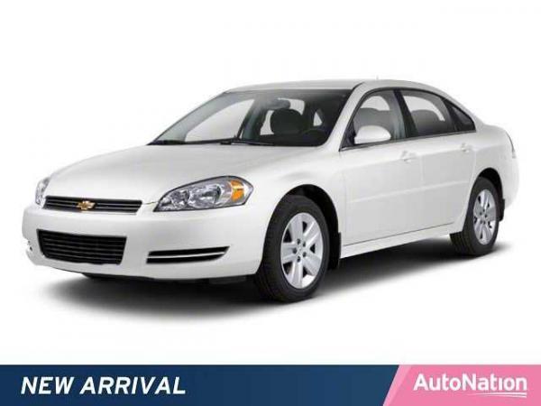 Chevrolet Impala 2010 $3591.00 incacar.com