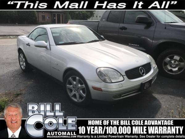 Mercedes-Benz SLK 2000 $7588.00 incacar.com
