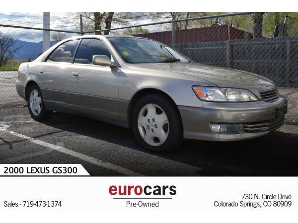 Lexus ES 2000 $3288.00 incacar.com