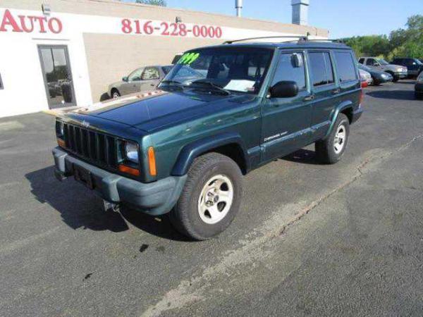Jeep Cherokee 2000 $1999.00 incacar.com