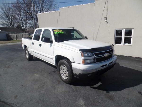 Chevrolet Silverado 1500 2006 $6995.00 incacar.com
