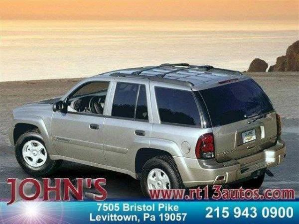 Chevrolet Trailblazer 2002 $1950.00 incacar.com