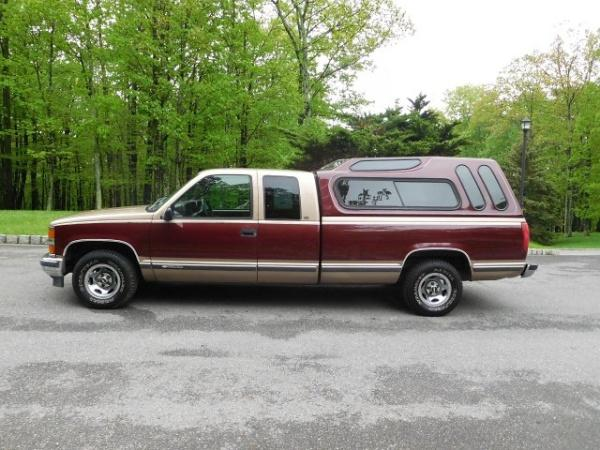 Chevrolet C/K 1500 1997 $3495.00 incacar.com