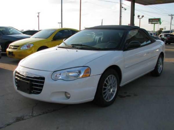 Chrysler Sebring 2004 $3999.00 incacar.com
