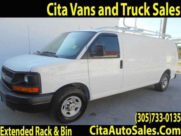 Chevrolet Express Cargo 2014 $17800.00 incacar.com