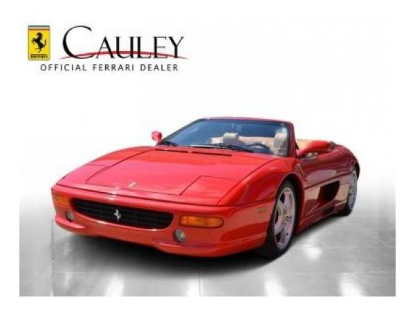 Ferrari F355 1999 $69900.00 incacar.com