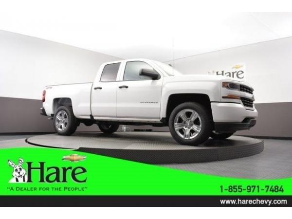 Chevrolet Silverado 1500 2018 $37401.00 incacar.com