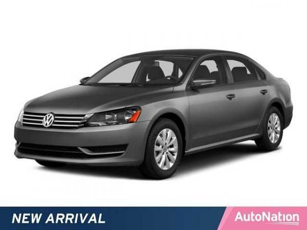 Volkswagen Passat 2015 $14695.00 incacar.com