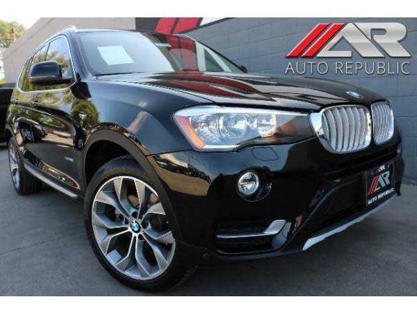 BMW X3 2015 $28771.00 incacar.com