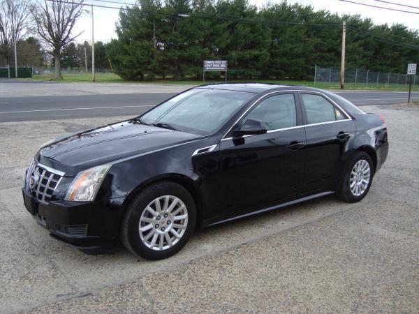 Cadillac CTS 2012 $5995.00 incacar.com