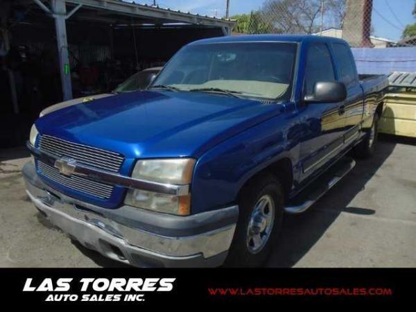 Chevrolet Silverado 1500 2004 $8995.00 incacar.com
