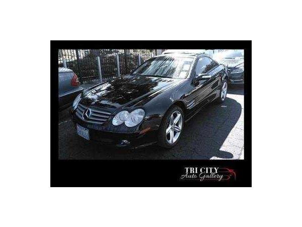 Mercedes-Benz SL-Class 2004 $19900.00 incacar.com