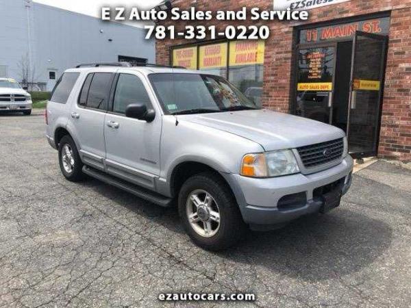 Ford Explorer 2002 $995.00 incacar.com