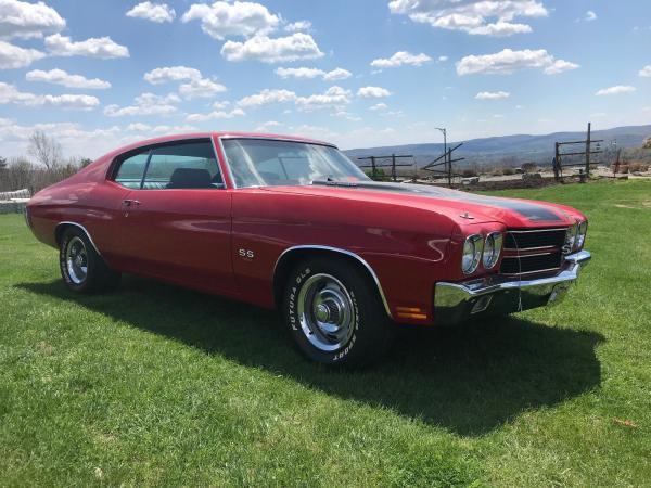 Chevrolet Chevelle 1970 $39900.00 incacar.com