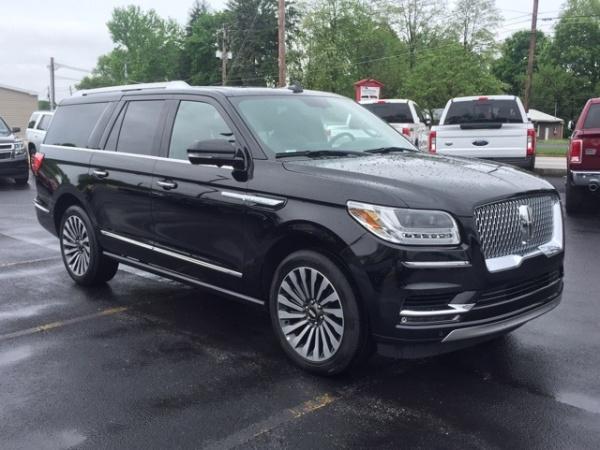 Lincoln Navigator L 2018 $77997.00 incacar.com