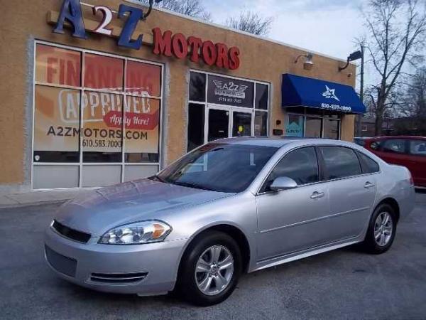 Chevrolet Impala 2013 $5475.00 incacar.com