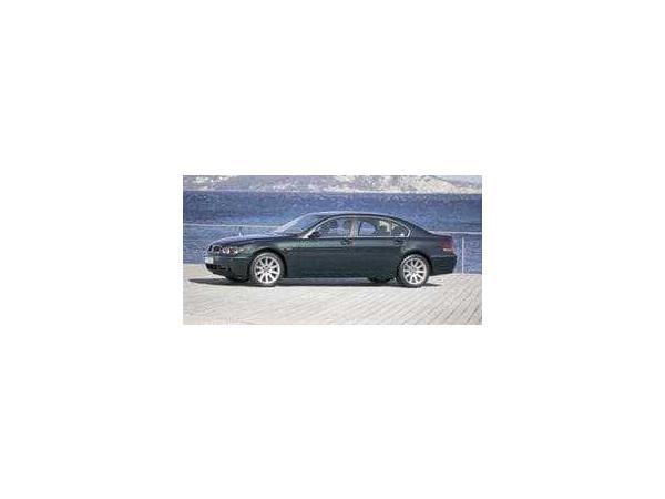 BMW 745 2002 $8995.00 incacar.com