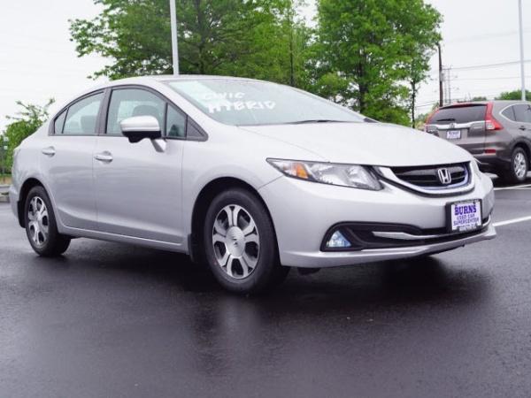 Honda Civic Hybrid 2015 $16332.00 incacar.com