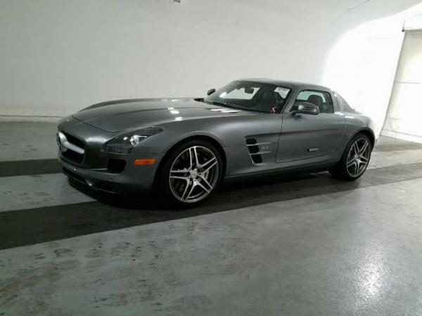 Mercedes-Benz SLS-Class 2012 $157000.00 incacar.com