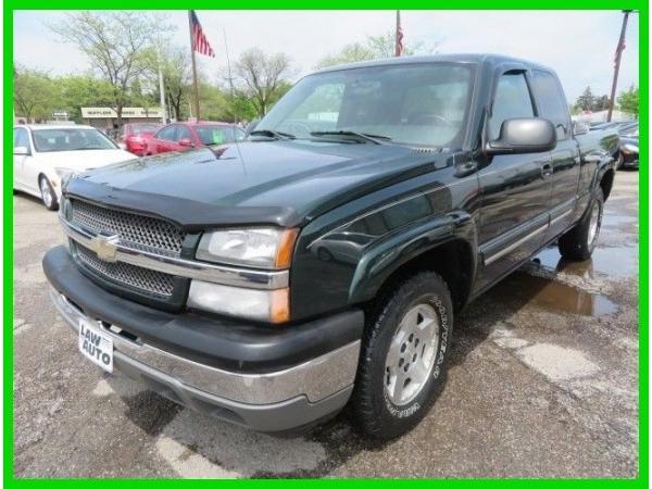 Chevrolet Silverado 1500 2005 $5300.00 incacar.com